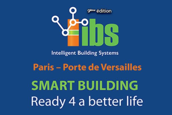 6 et 7 novembre 2018 - ACS2I à IBS 2018- SMART BUILDING : Ready 4 a better life